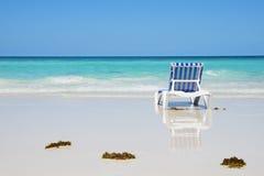 Vacation on a beach Stock Photos