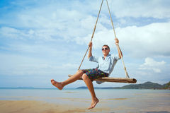Vacation business Royalty Free Stock Image