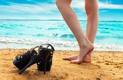 Vacation concept Stock Photos