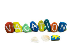 Vacation concept Royalty Free Stock Photo