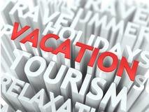 Vacation Concept. Royalty Free Stock Photos