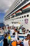 Vacation Cruise Royalty Free Stock Images