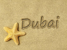 Vacation in Dubai Stock Photos