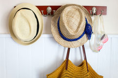 Vacation essentials Royalty Free Stock Photography
