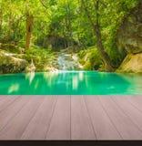 Vacation at the Falls. Royalty Free Stock Photos