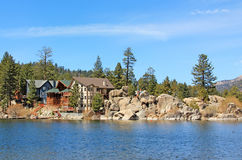 Vacation Home Stock Photography