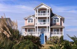 Vacation Home North Carolina Royalty Free Stock Photo