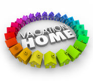 Vacation Home Travel Booking Reservation House Real Estate Stock Photos