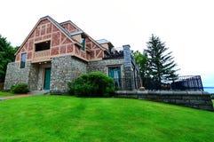 Vacation House Maine Coast Royalty Free Stock Image