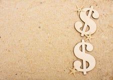 Vacation Money Royalty Free Stock Photos