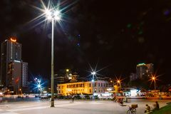 Vacation in Nha Trang royalty free stock image