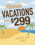 Vacation Offer Stock Image
