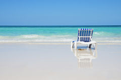 Vacation On A Beach Stock Photography