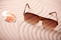 Vacation On The Beach Stock Photography