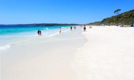 Vacation paradise Idyllic beach in summer Royalty Free Stock Photography