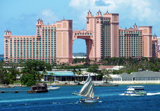 Vacation on Paradise Island Stock Photos