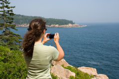 Vacation photo Stock Images