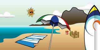 Vacation, Recreation, Beach, Island Stock Photography