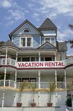 Vacation rental Stock Photo