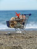 Vacation sale holiday Stock Photos