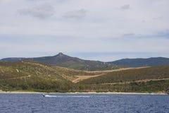 Vacation in Sardinia, Italy. Royalty Free Stock Images