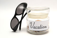 vacation saving Royalty Free Stock Images