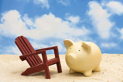 Vacation Savings Stock Images