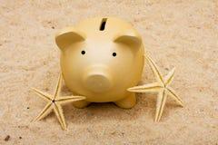 Vacation Savings Royalty Free Stock Photos