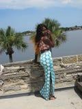 Vacation. St augustine Florida Stock Photos