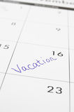 Vacation time Royalty Free Stock Image