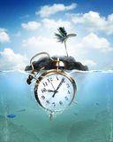 Vacation time Royalty Free Stock Images