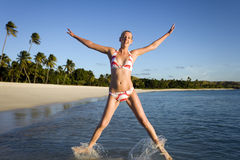 Vacation Time - Fiji in the South Pacific Royalty Free Stock Images