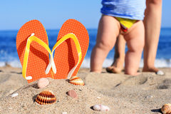 Vacation time. Royalty Free Stock Images