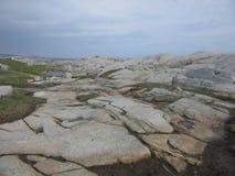 Peggy`s Cove, Nova Scotia, Canada Stock Photography