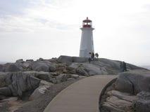 Peggy`s Cove, Nova Scotia, Canada Royalty Free Stock Image