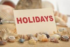 Vacation travel concept Stock Photos