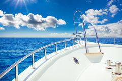 Vacation, travel, cruise and leisure concept Stock Photos