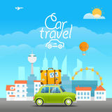 Vacation travelling concept Stock Photos