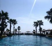 Vacation in Turkey stock photo