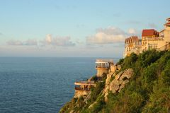 Vacation villa Royalty Free Stock Photo