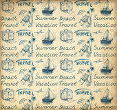 Vacation wallpaper Royalty Free Stock Photos