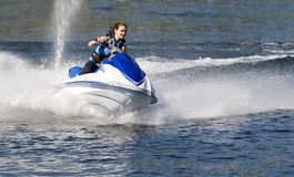 Vacation watersports Royalty Free Stock Image