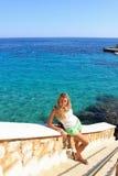 Vacation royalty free stock photography