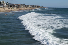 Vacationing in California Immagini Stock Libere da Diritti
