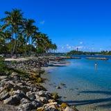 Vacationing in Jupiter, Florida royalty free stock images