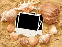 Vacations background Stock Photography