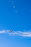 VAcations Beach parasail Stock Photo