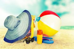 Vacations Royalty Free Stock Photography