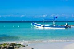 Vacations Boot Lizenzfreies Stockfoto