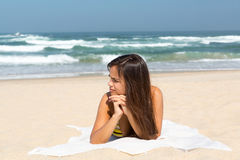 Vacations! Finally! Royalty Free Stock Images